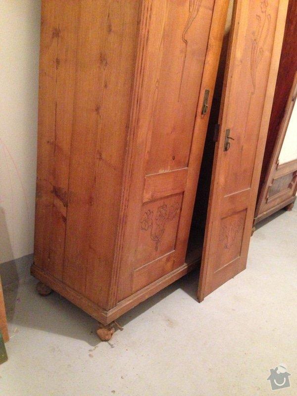 Upravit 2 starožitné skříně : skrine_005