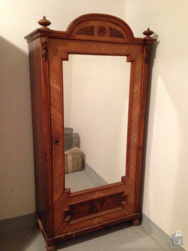Upravit 2 starožitné skříně : skrine_001