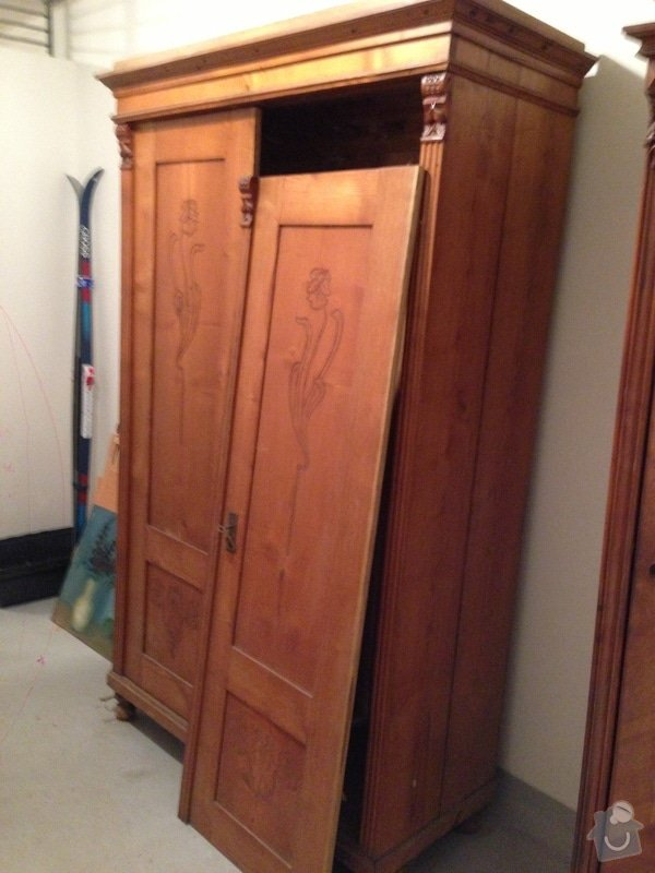 Upravit 2 starožitné skříně : skrine_003