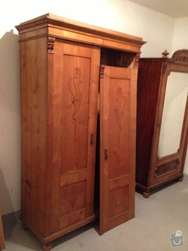Upravit 2 starožitné skříně : skrine_004