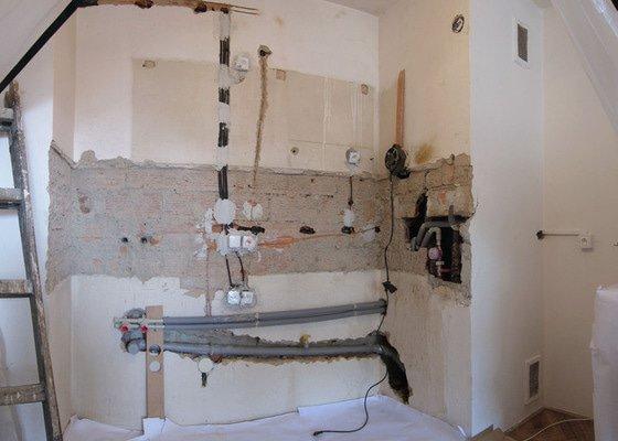 Drobné stavební práce, obklady cca 3m2