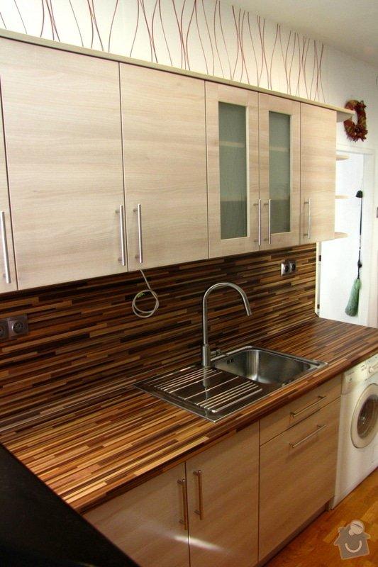 Výroba a montáž kuchyně: IMG_1998