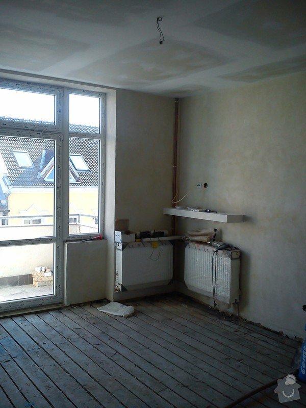 Pokládka podlahy: DSC_0025