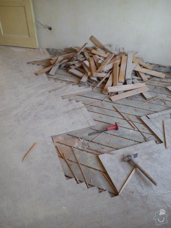 Pokládka podlahy: DSC_0020