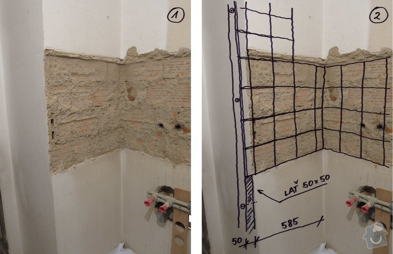 Drobné stavební práce, obklady cca 3m2: 130419_obklad_na_lati