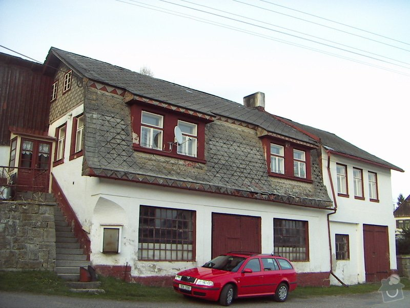 Fasáda rodinného domu: Bartosovice_44