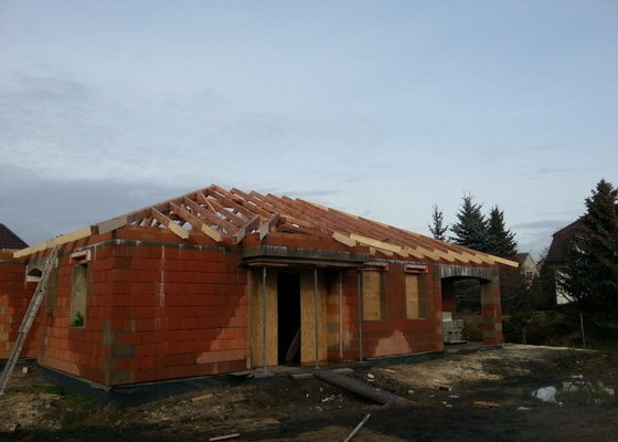 Kompletní střecha