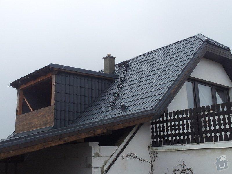 Výměna střechy a vybudování arkýře pro koupelnu: 2012-04-07_10.18.24