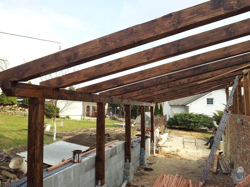 Výměna střechy a vybudování arkýře pro koupelnu: 2012-03-23_15.24.58