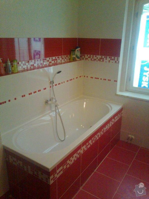 Koupelna Perštejn: Fotografie1250