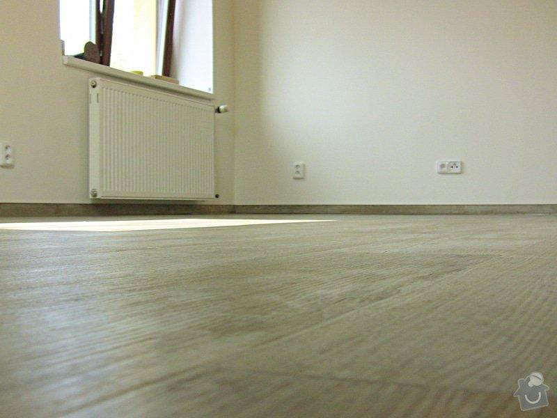 Pokládka vinylové podlahy: 3