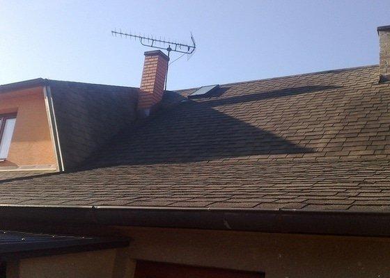 Zhotovení střechy