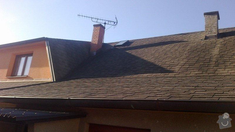 Zhotovení střechy: 2013-04-15-227
