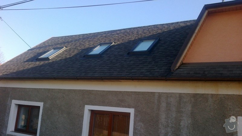 Zhotovení střechy: 2013-04-15-221