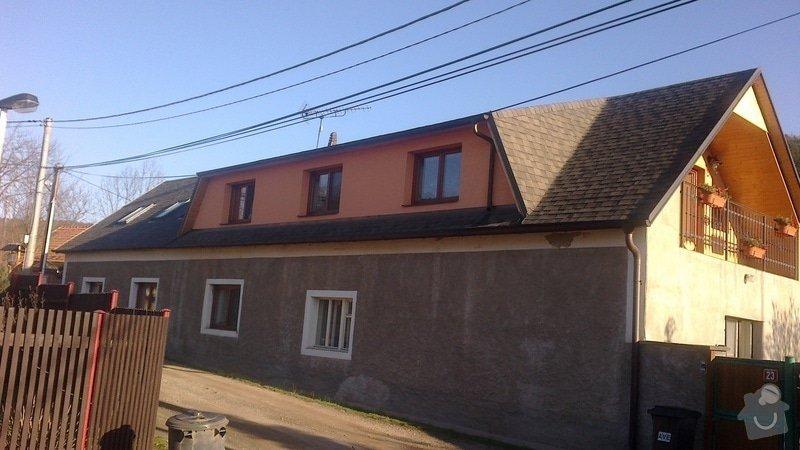 Zhotovení střechy: 2013-04-15-222
