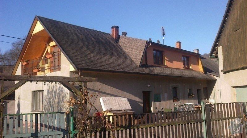 Zhotovení střechy: 2013-04-15-225