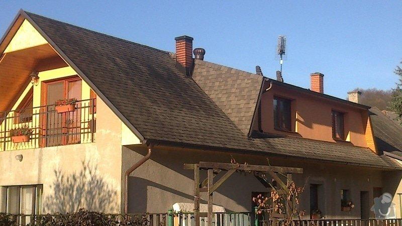 Zhotovení střechy: 2013-04-15-226