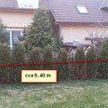 Venkovni natery zadni plot 1
