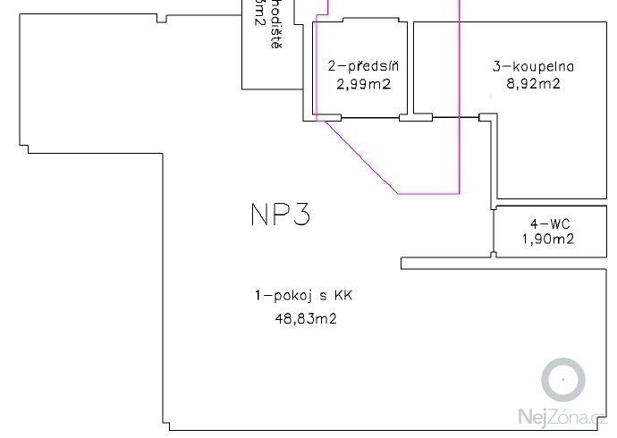 Oprava betonove podlahy v byte po spackane praci remeslnika: podlaha