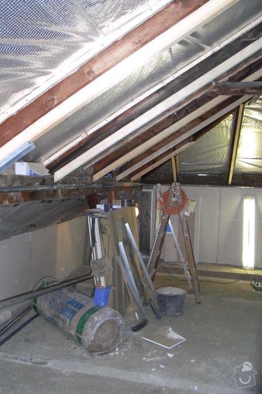 Rekonstrukce podkroví: RIMG6471