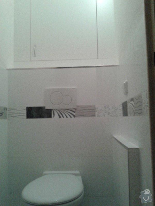 Rekonstrukce koupelny: 552