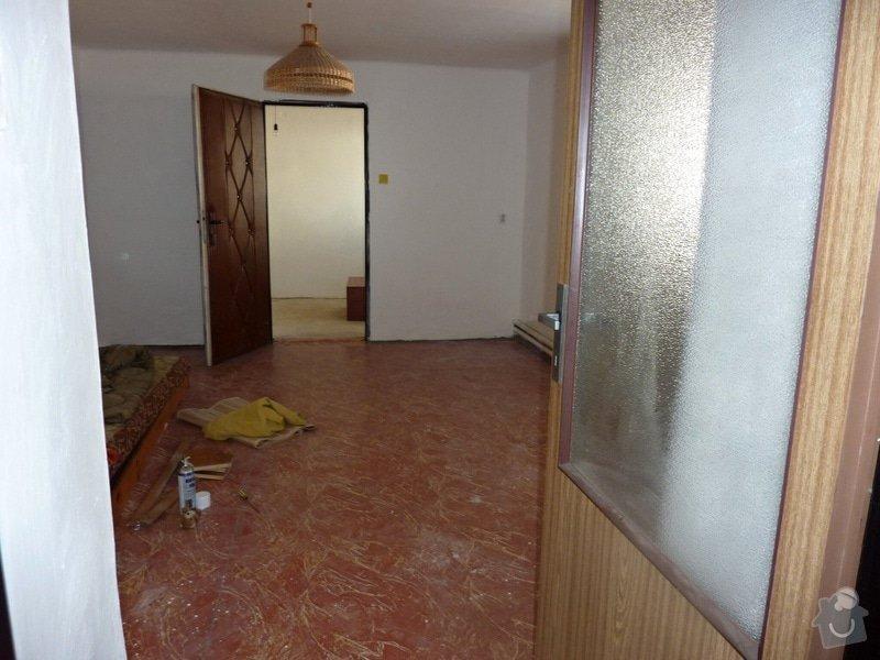 Rekonstrukce rodinného domu - 1. etapa dětský pokoj: Predtim-Detsky_pokoj2