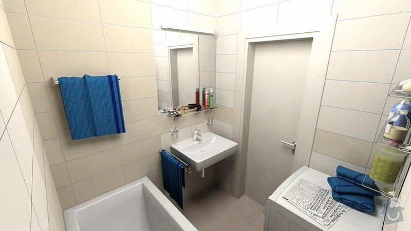Rekonstrukce koupelny: 03