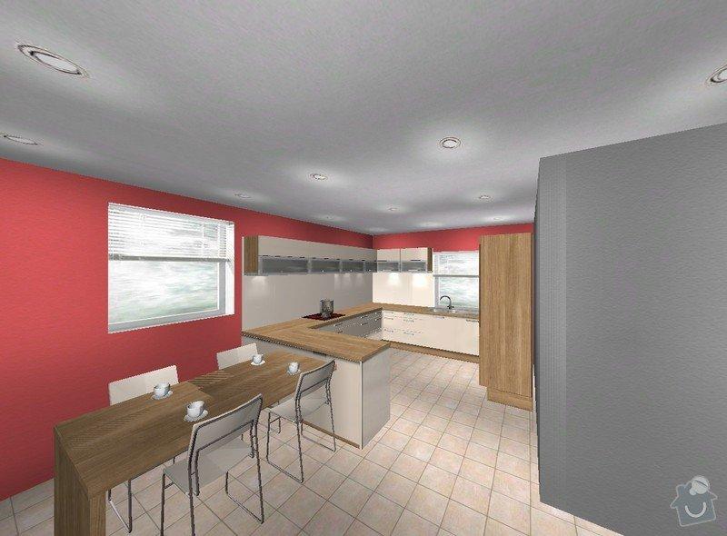 Kuchyň dle secifikace: 6