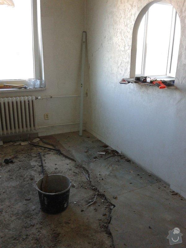 Renovace bytového jádra: 20130320_145230
