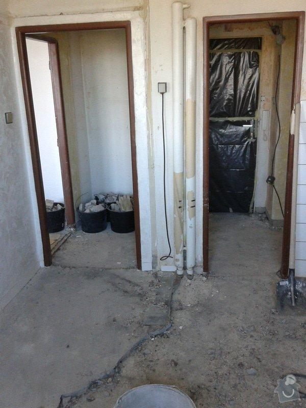 Renovace bytového jádra: 20130320_145320
