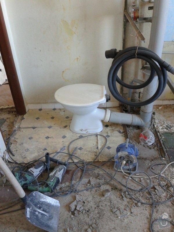 Renovace bytového jádra: 20130320_145531