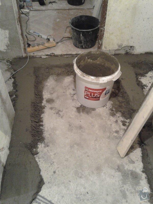 Renovace bytového jádra: 20130330_202019