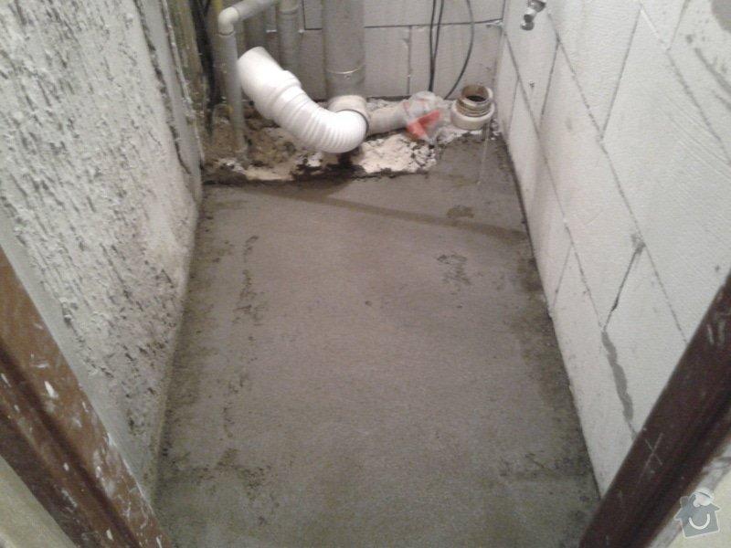 Renovace bytového jádra: 20130330_202057