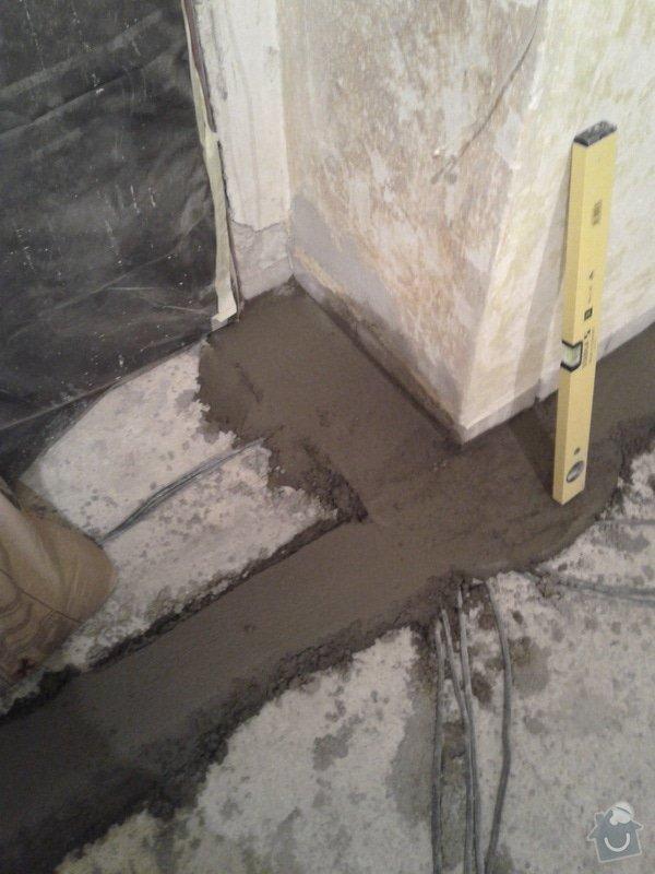 Renovace bytového jádra: 20130330_202111