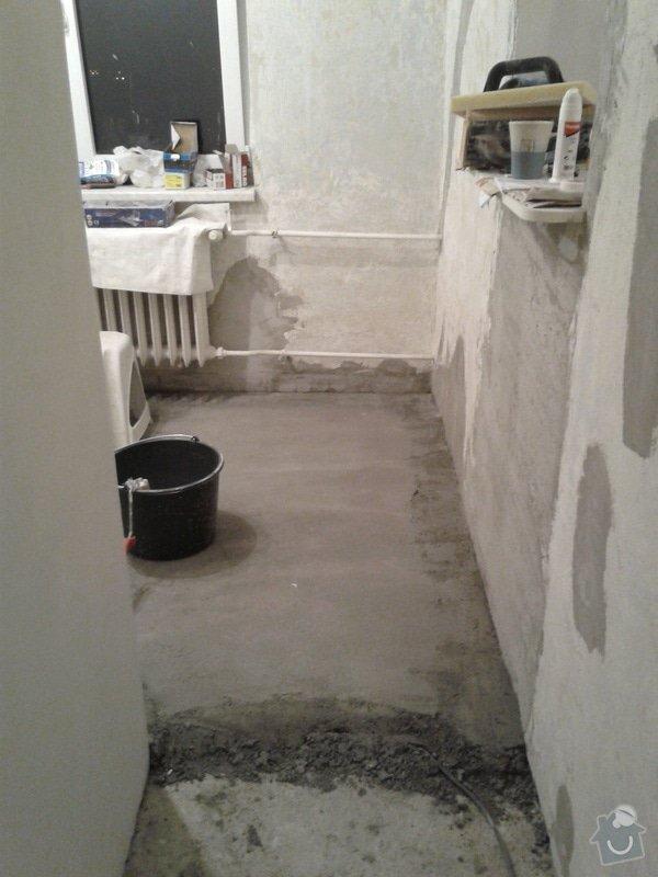 Renovace bytového jádra: 20130330_202155