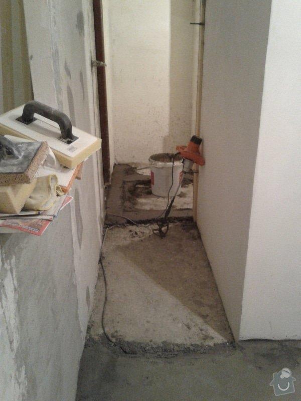 Renovace bytového jádra: 20130330_202215