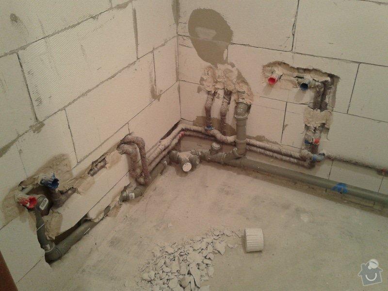Renovace bytového jádra: 20130406_135413