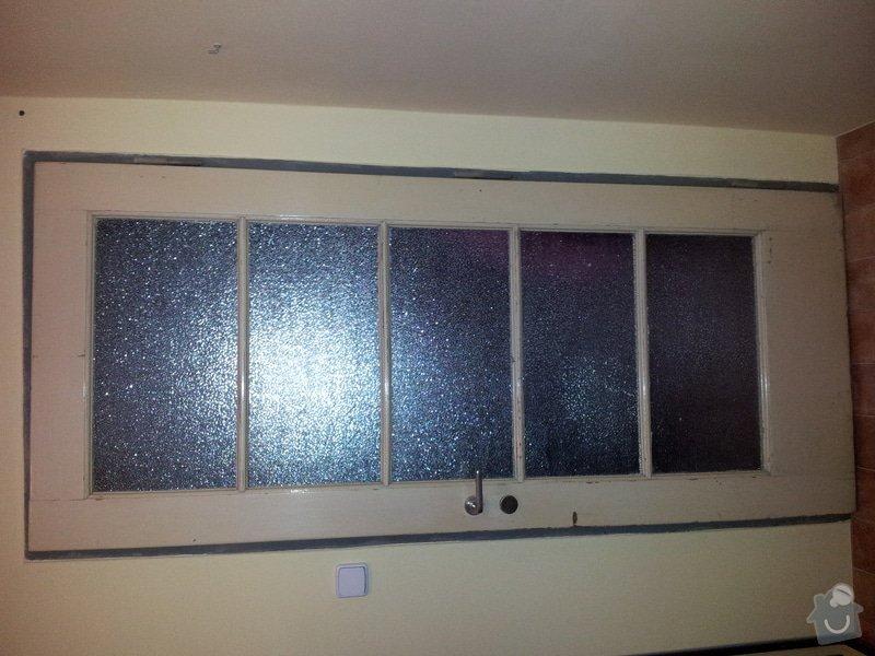 Renovace interierových dveří, cca 10 dveří: 20130423_222130