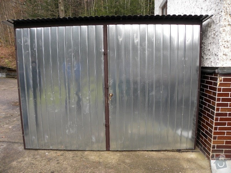 Plechová garáž: DSCN4745
