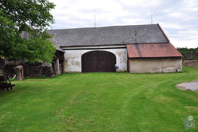 Stodola - rekonstrukce střechy: DSC_0176