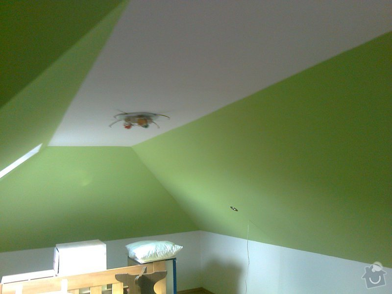 Malování rodiného domu: malovani_037