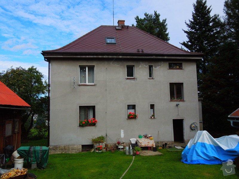 Celková rekonstrukce fasády: Zakazka_pan_Oszi_Liberec