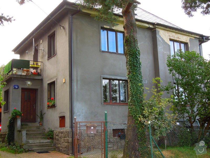 Celková rekonstrukce fasády: 045