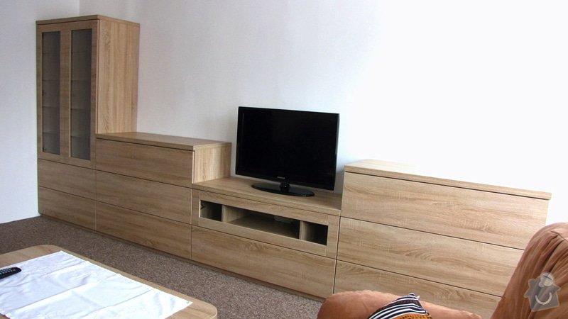 Výroba obývací stěny na míru.: IMG_2015