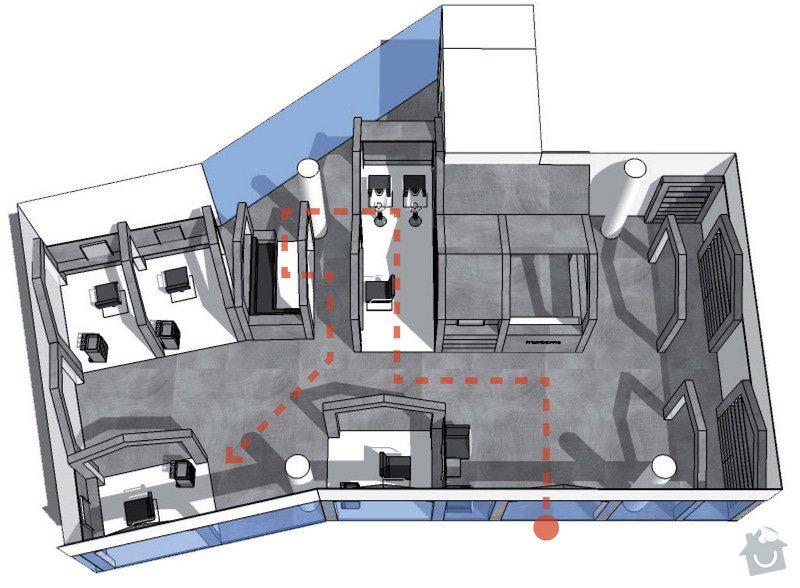 Podlahářské práce, pokládka linolea IHNED!: podlaha