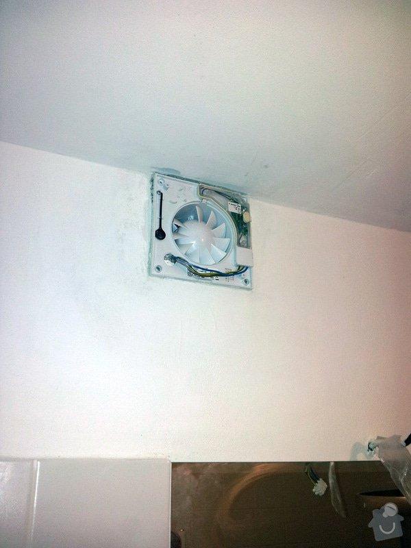 Zapojení ventilátoru v koupelně: 20130421_172714