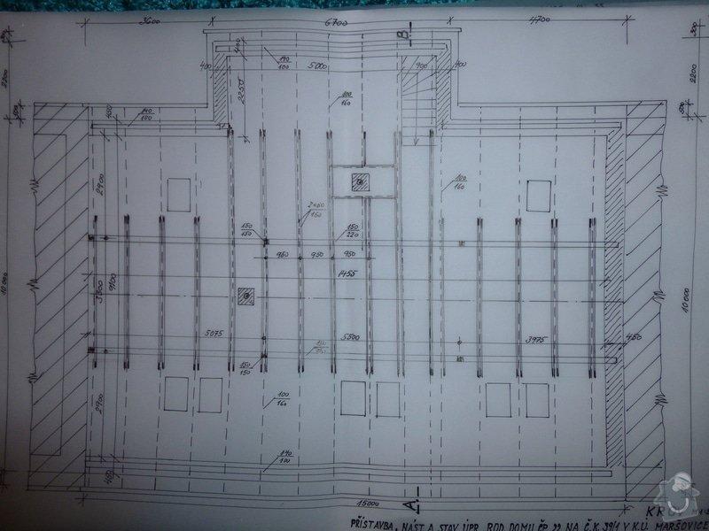 Nová sedlová střecha ŘRD: P1000002