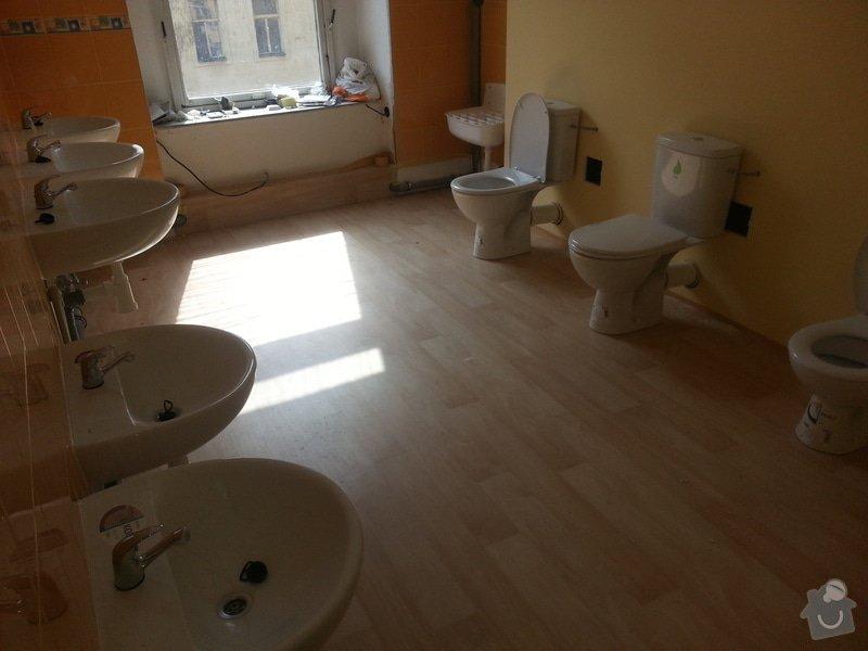 Rekonstrukce nebyt. prostor - sociální zařízení (WC, koupelna): 2013-04-25_15.05.31