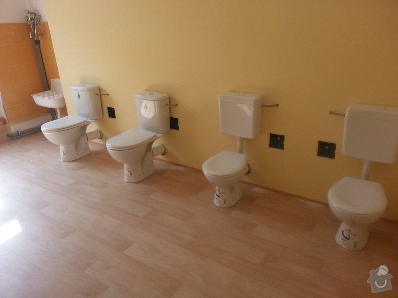 Rekonstrukce nebyt. prostor - sociální zařízení (WC, koupelna): 2013-04-25_15.05.51