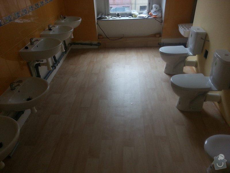 Rekonstrukce nebyt. prostor - sociální zařízení (WC, koupelna): 2013-04-25_15.09.28